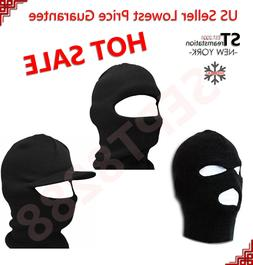 1&3 Hole THERMAL Face Mask Balaclava Cold Winter Sports Ski