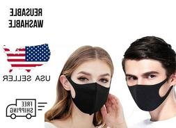 2- Face Mask for Men and women  Protective Sports Masks Wash
