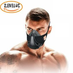 24 Breathing Resistance Training Mask 3.0- Sport Workout Run
