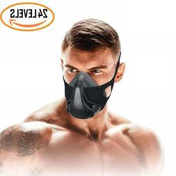 24 Breathing Resistance Training Mask 3.0- Sport Workout Run