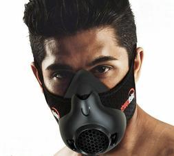 24 Level Running cycling sports oxygen mask altitude trainin