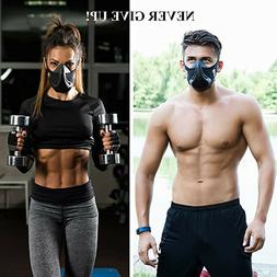 24 level sports training mask outdoor running cycling platea