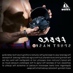 FDBRO 3.0 High Altitude Training Running Mask Fitness MMA Ca