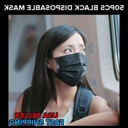50 pcs kids children toddlers face mask