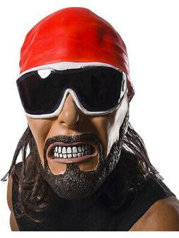 Adult's WWE Macho Man Randy Savage Overhead Mask Costume Acc