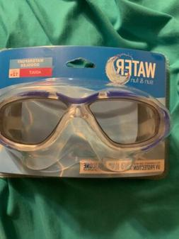 Adult Sport Swim Mask, Age 12+ Watersport Goggles,Underwater