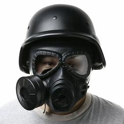 AIRSOFT MASK OUTDOOR SPORTS TACTICAL PAINTBALL M04 MASK & M8