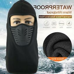 Balaclava Anti-Spitting Full Face Cover Windproof Anti Dust
