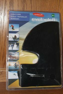 Polar Sport Balaclava Breathable Fleece Facemask Black Large