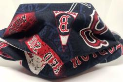 Baseball Boston Red Sox Fabric Face Mask MLB Sports Team Cov