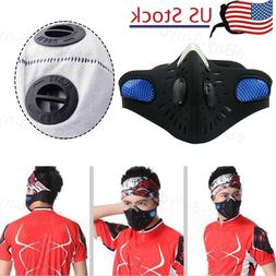 Bicycle Motorcycle Ski Cycling Anti-pollution Face Mask Outd