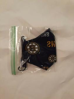 Boston Bruins Face Mask Handmade in USA Face Mask Washable 1