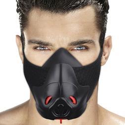 breathing sports mask training high altitude