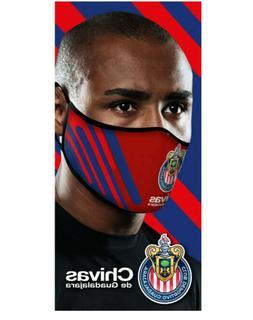 Chivas Face Mask , Mascarilla de las Chivas Del Guadalajara