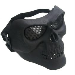cool skull multi intball cs face mask