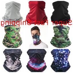 Bandana Cooling Face Mask Cover Fishing Headwear Neck Gaiter