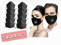 Cycling Face Mask Sport PM2.5 Anti-Pollution Running Carbon