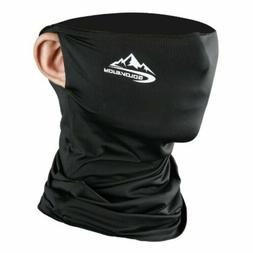 Cycling Half Face Mask Motorcycle Neck Warmer Riding Gaiter