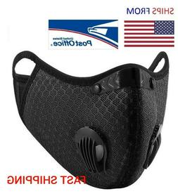 Cycling sports mesh face mask