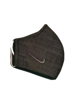 NIKE DEMIN COLOR COTTON FABRIC FACE MASK Washable Durable Gr