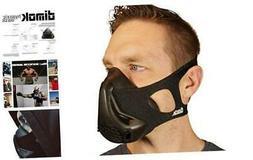 dimok Workout Mask Training Breathing Mask for Running Sport