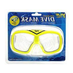 Dive Mask Luxurious Swimming Goggles Free Size Snorkel Sport