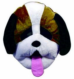 Dog Mascot Animal Head Big Mask School Sports Events Adult C