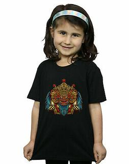 Drewbacca Girls Barong Mask T-Shirt