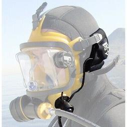 OTS Ear/Mic Assembly for AGA Full Face Mask