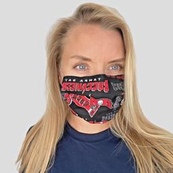 face mask cotton reusable face black women
