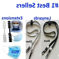 Face Mask Ear Hook Strap Extension Adjustable Fixing Buckle