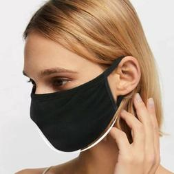 Face Mask Protect Nose and Mouth Made In USA Cotton Blend Wa