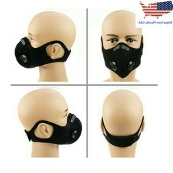 Face Mask Reusable Pollution Prevention With Two Filters - B