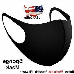 Face Mask Reusable Washable Covering Masks Fashion Clothing