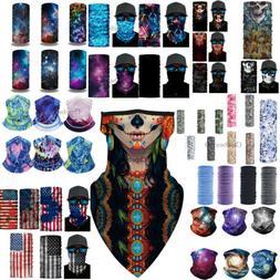 Face Mask Scarf Headwear Snood Shield Sun Mask Neck Tube Gai