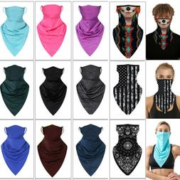 Summer Neck Gaiters Head Face Tube Bandana Scarf Mouth Cover