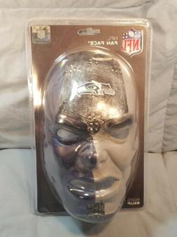 Football Sports NFL Seattle Seahawks Team Fan Face Mask New