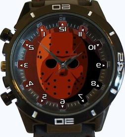 Friday The 13th Jason Mask New Trendy Sports Series Unisex G