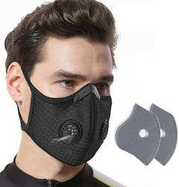 G-Outdoor Riding Face Masks Air Purifying PM2.5 Filter Sport