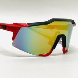 Gafas de Sol Lentes de Moda Visor Shield Mask Oversize Sport