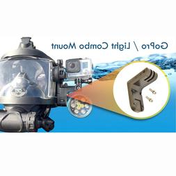 Guardian Full Face Mask GoPro / Light Combo Mount for Access