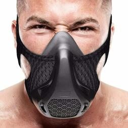High Altitude MMA Fitness Oxygen Mask Cardio Running Workout