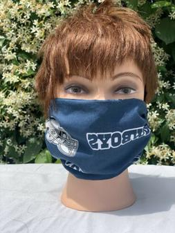 Home Made Face Mask Protection Double Cloth Washable Reusabl