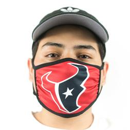 Houston Texans Red Face Mask Logo
