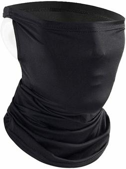 Ice Silk Cooling Sports Face Balaclava Scarf Mouth Cover Hea