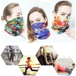Ice Silk Summer Cycling Face Mask Headscarf Bicycle Riding E