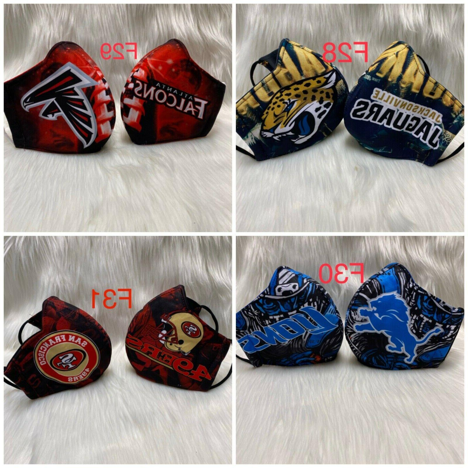 1 Teams Adult Face Mask