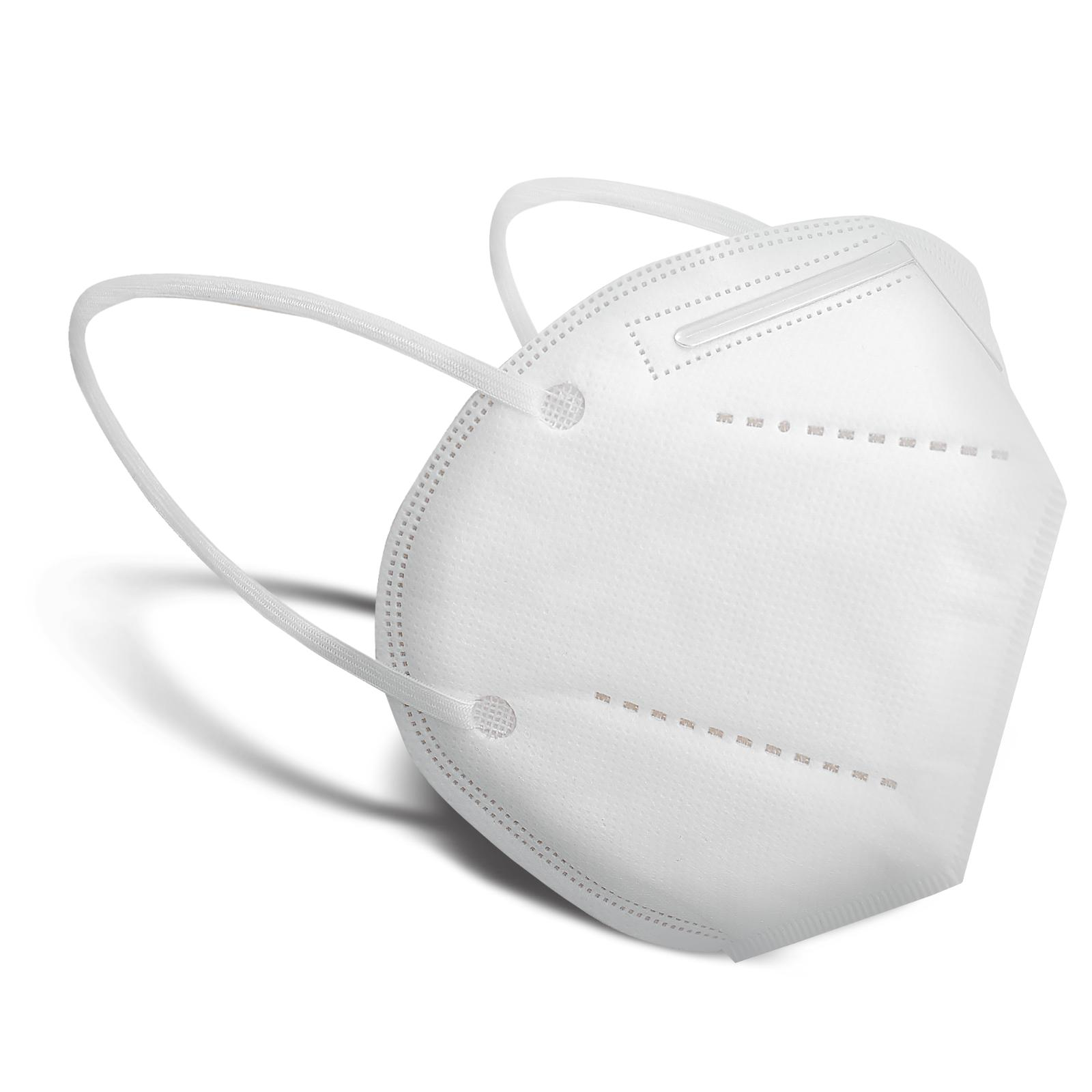 100 5 Face Mask Mouth Nose Protector Respirator USA Seller
