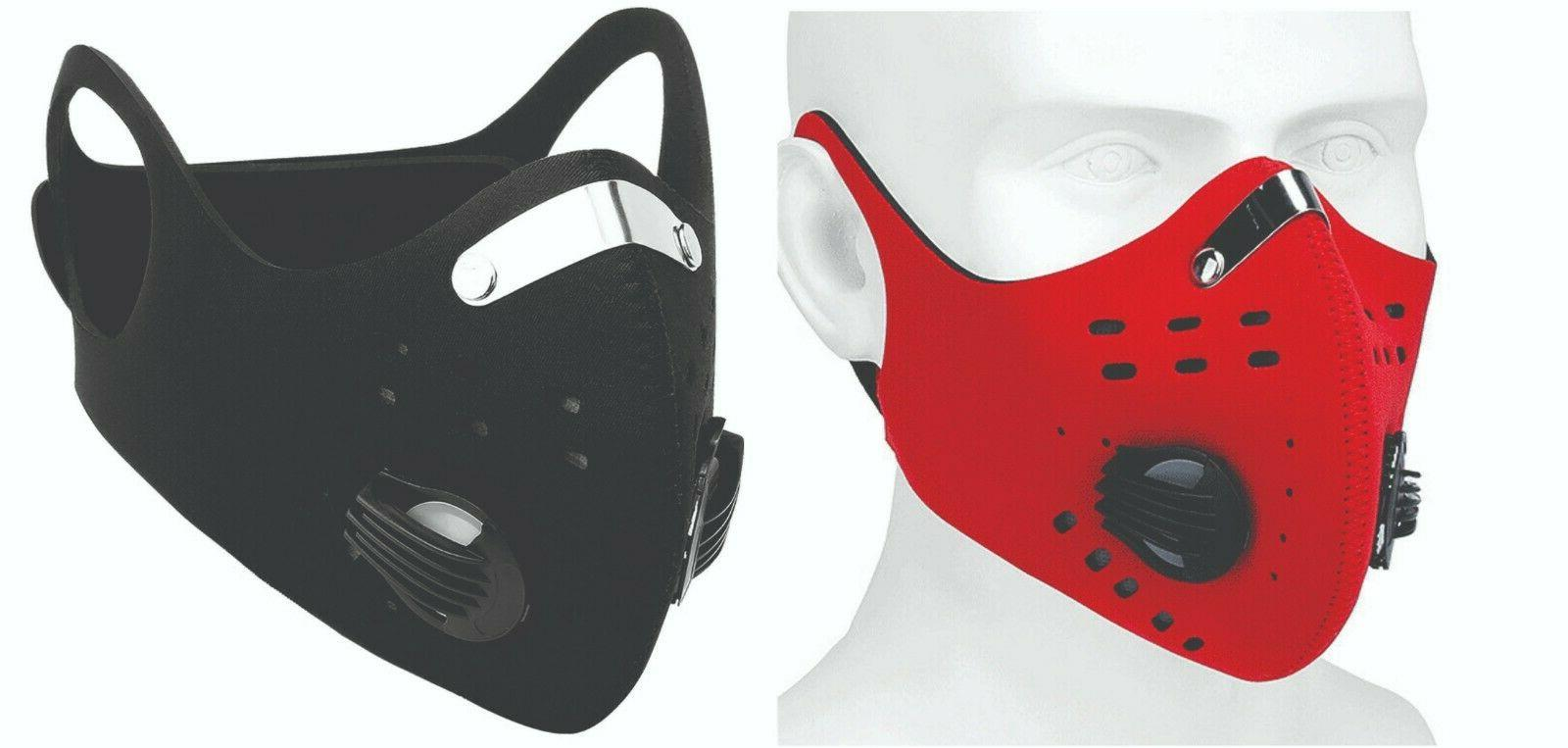 2 pack face mask cycling sports biker