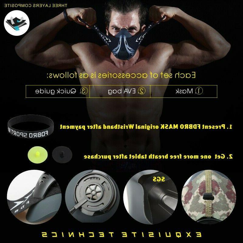 FDBRO 3.0 Training Running MMA Cardio Sports USA
